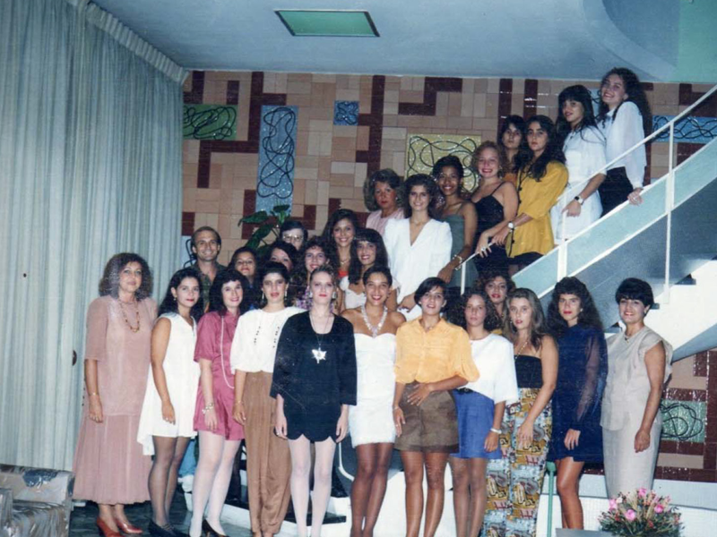 Última Turma do Magistério - 1991.